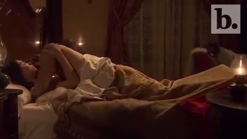 Anticipazioni Il Segreto, puntata serale 31 ottobre 2014: Maria e Gonzalo fanno l'amore