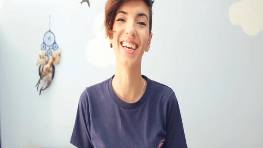 La youtuber La Chica del Andén nos cuenta sobre las manualidades para los pequeños