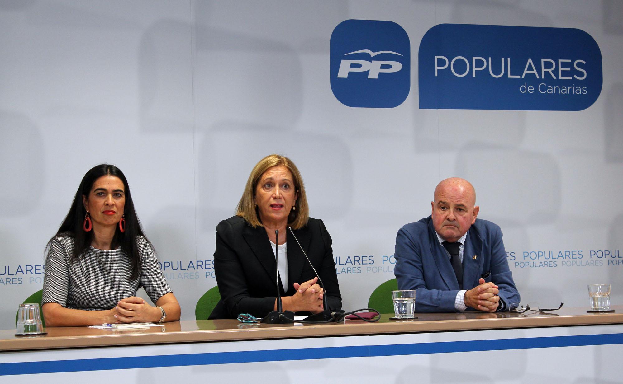 Vídeo: Duras críticas al posible pacto de Gobierno progresista en las filas del Partido Popular