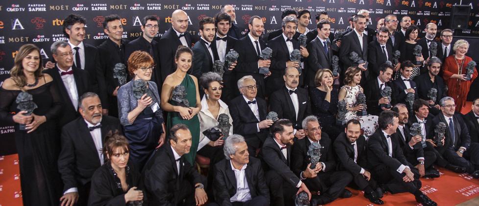 Vídeo: Resumen de los premios Goya