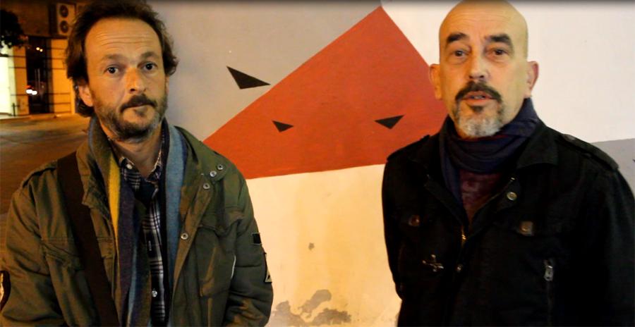 Vídeo: Creación del Círculo Sectorial de Patrimonio Cultural de Podemos