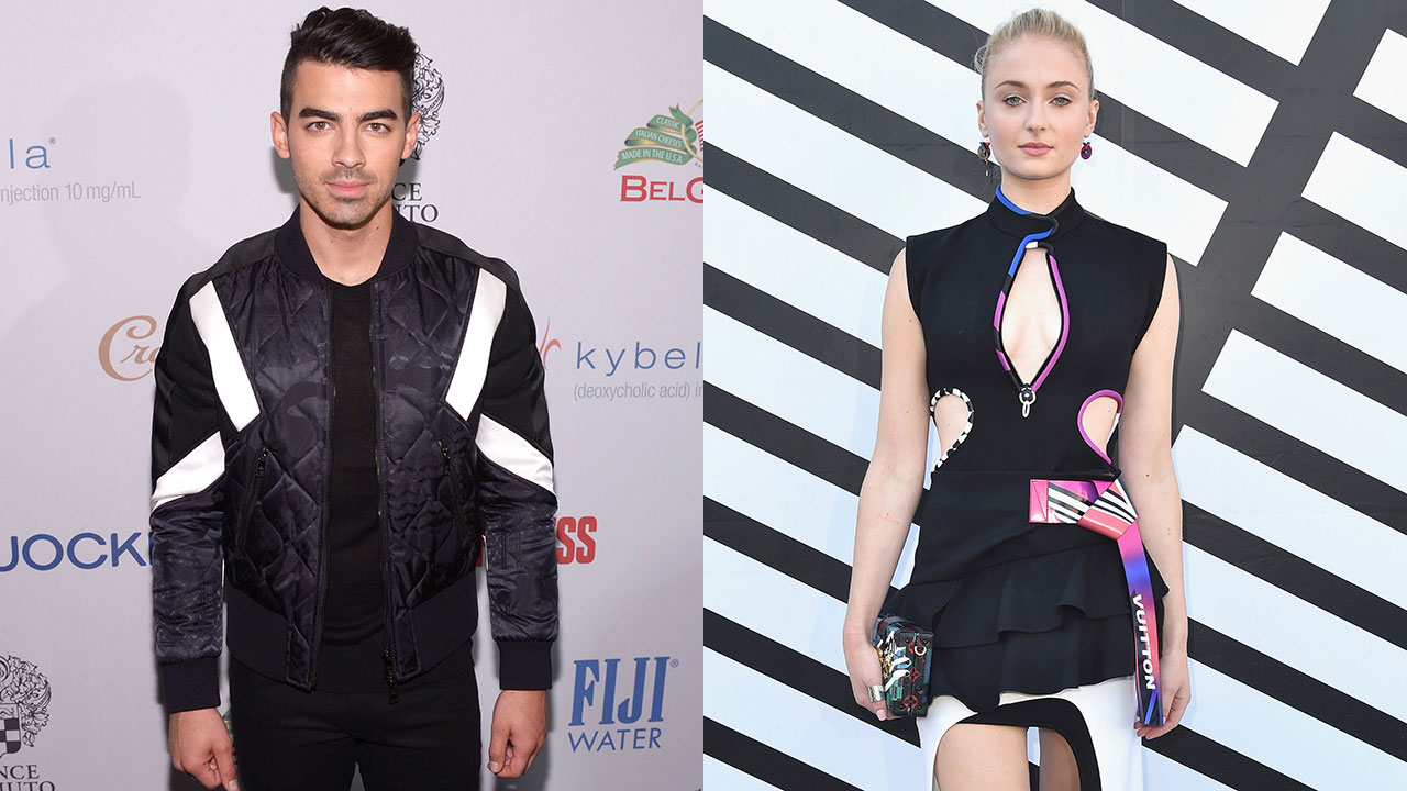 Joe Jonas 'smitten' with Sophie Turner