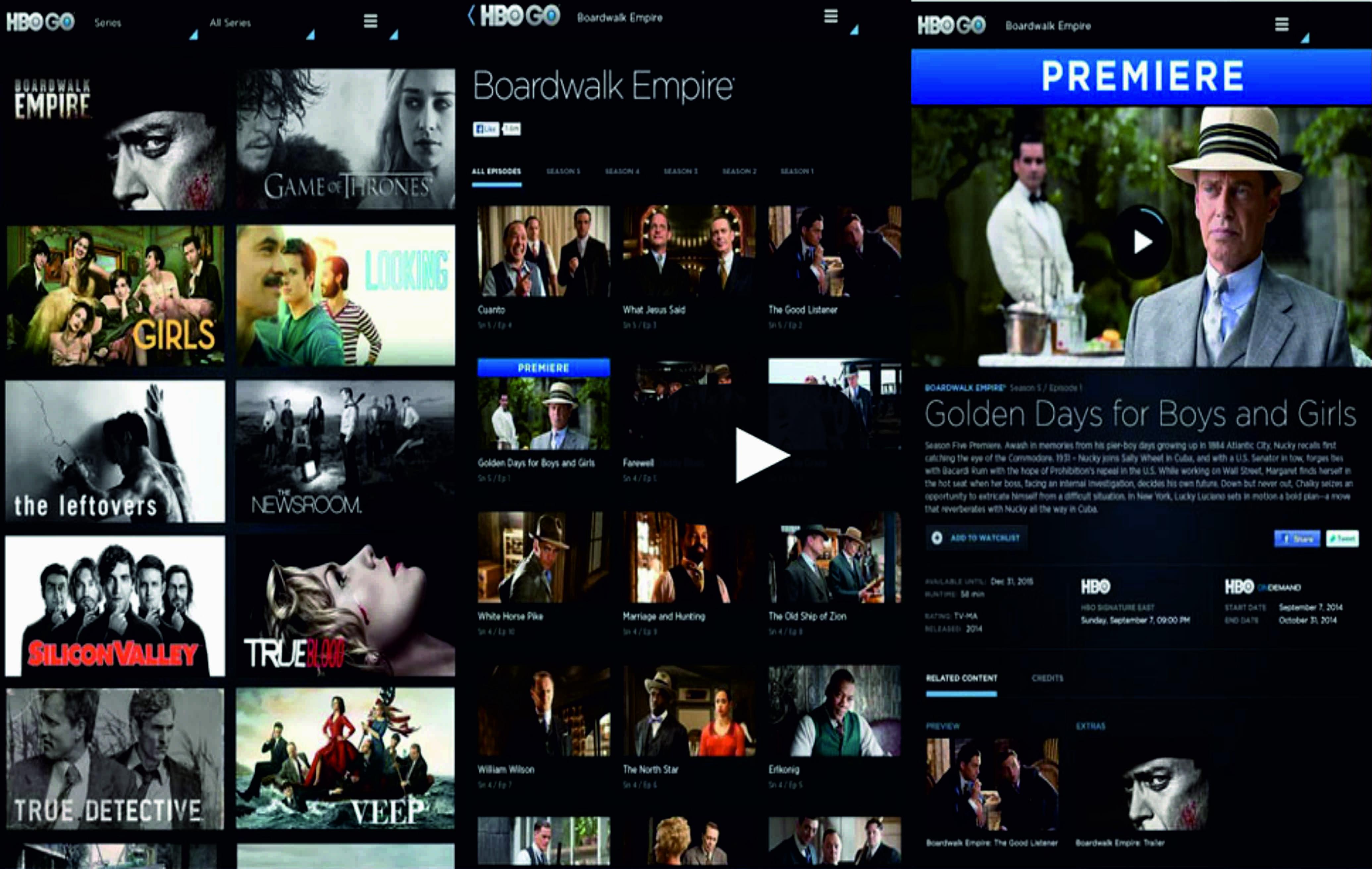 Las nuevas series cada vez más cerca del cine