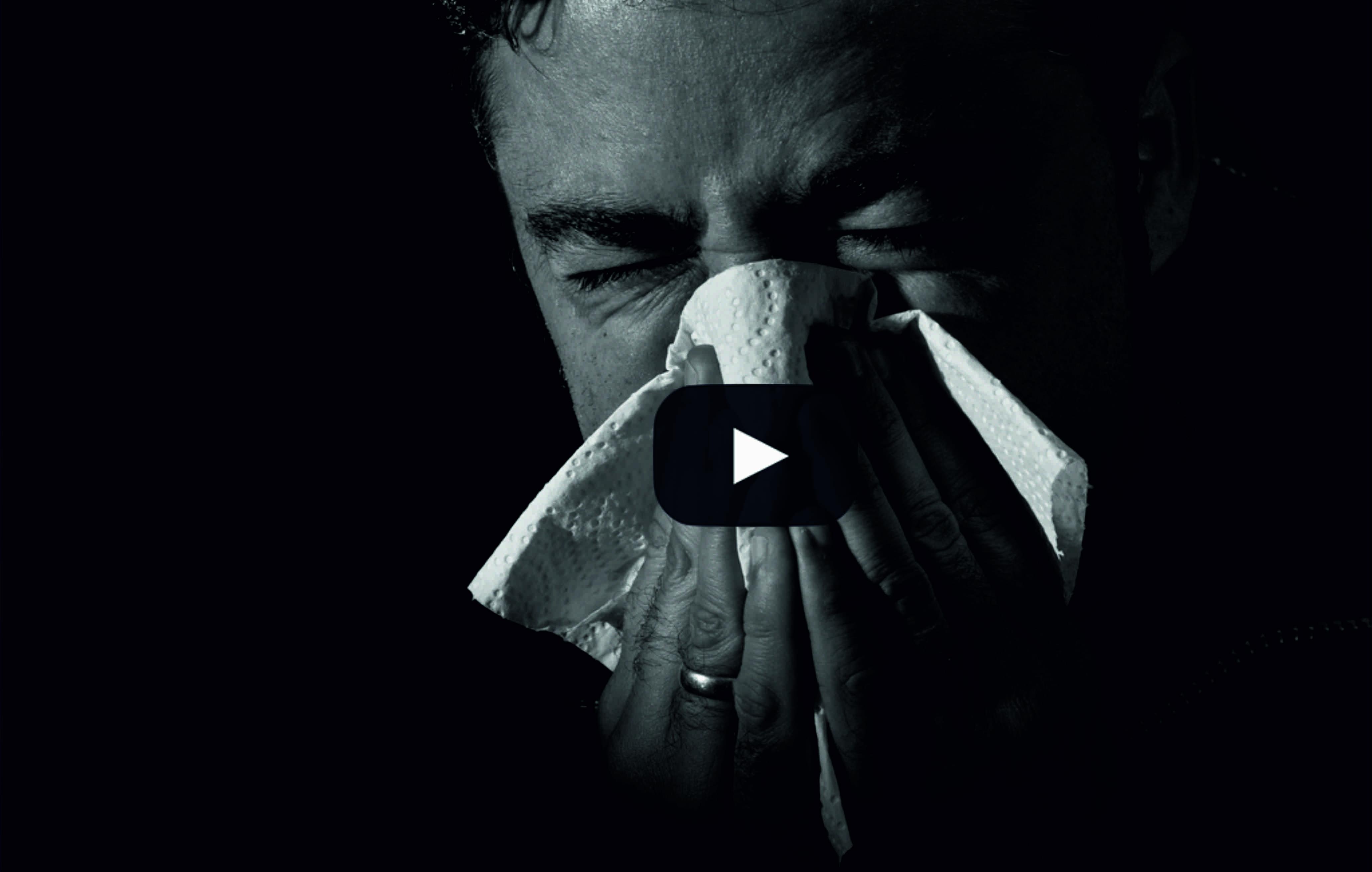 La epidemia de gripe en España