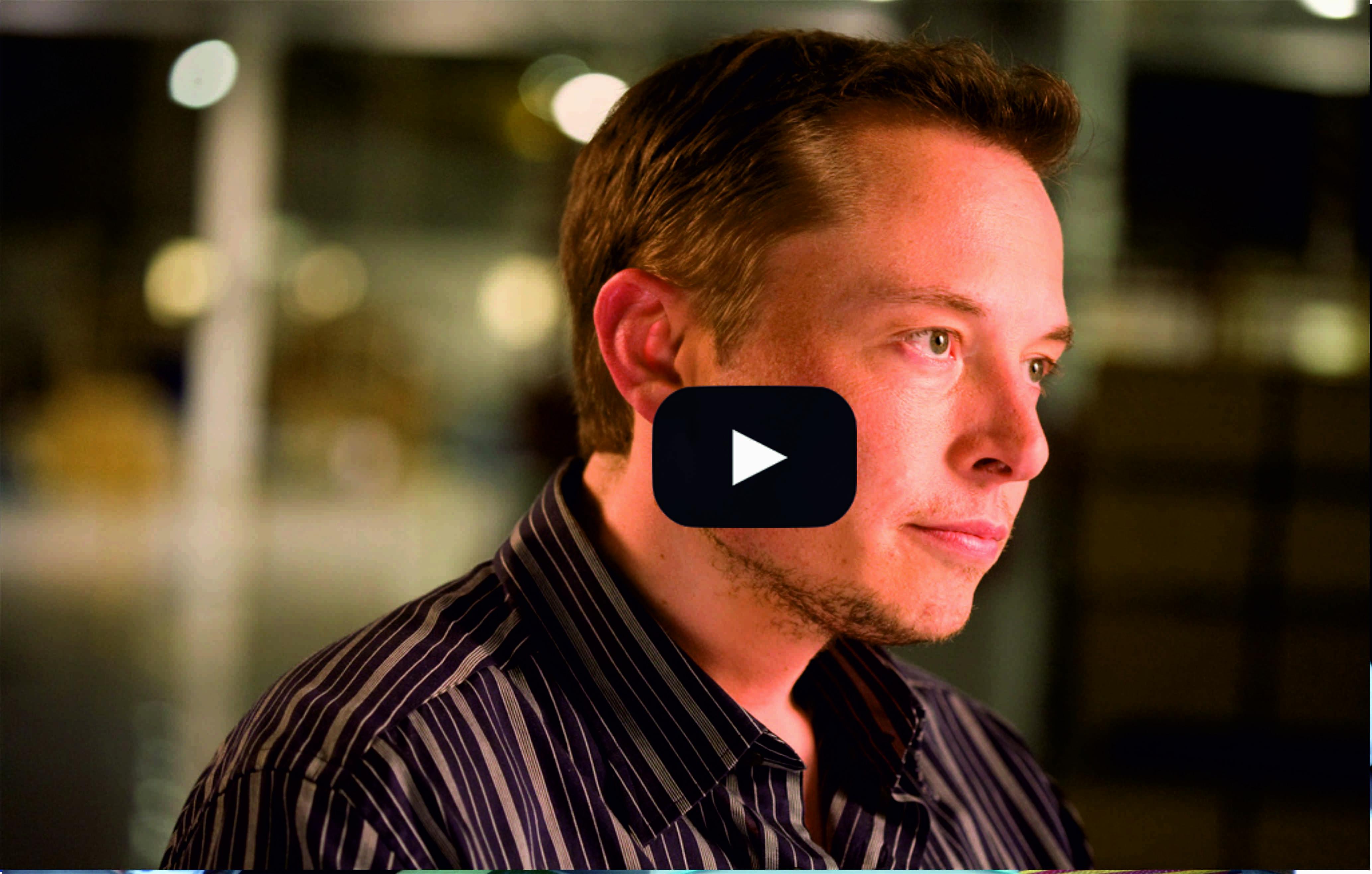 Elon Musk habla de la colonización de Marte