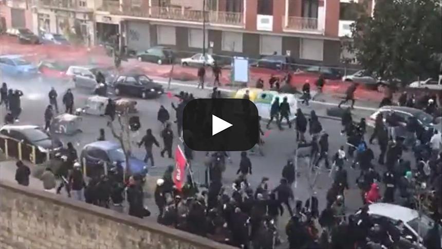 Matteo Salvini, le contestazioni ed il 'limite storico' della Lega