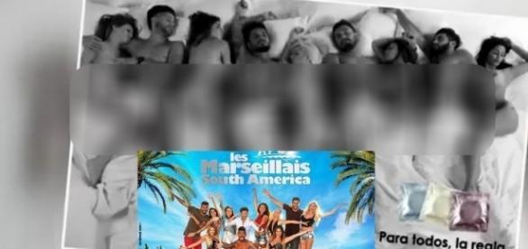 VIDEO : Les Marseillais South America : les candidats nus pour la bonne cause !