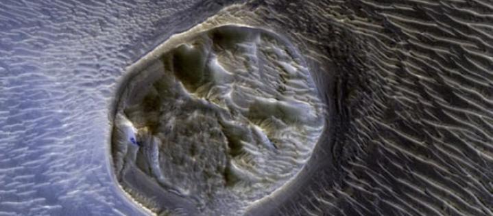 Foto di Marte dalla NASA: 'la prova di una città aliena', afferma un ricercatore [VIDEO]