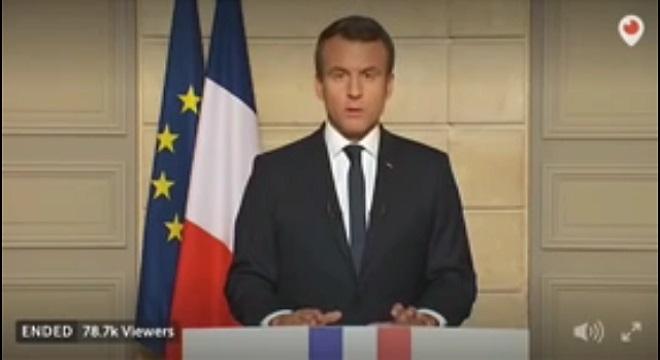 Macron arrasa en las eleciones legislativas