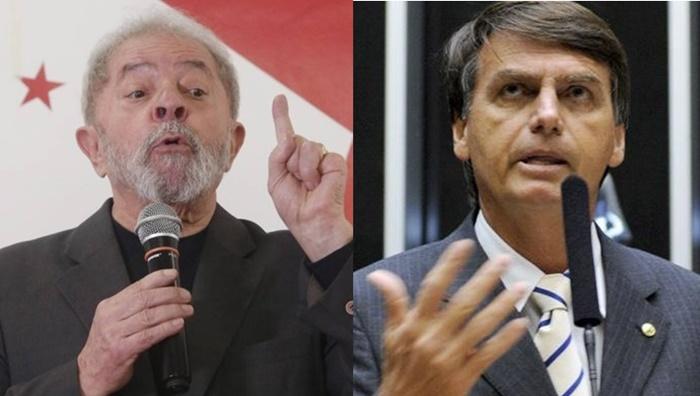 Pesquisa presidencial indica ameaça para Lula e Bolsonaro