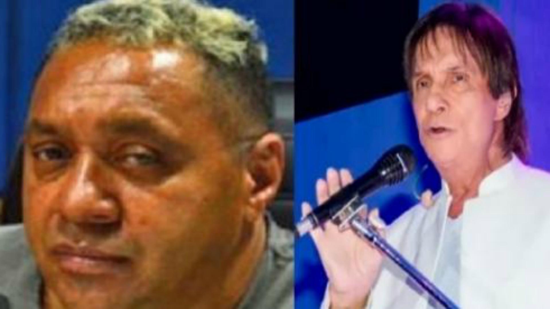 Tiririca mexe com Roberto Carlos, se dá mal e pode perder 'fortuna'
