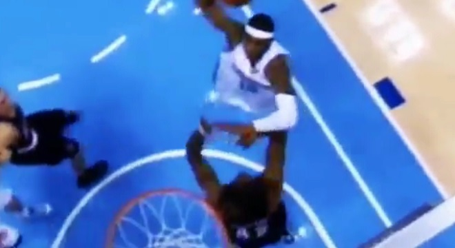 Carmelo Anthony está preocupado por unirse a los Cleveland Cavaliers