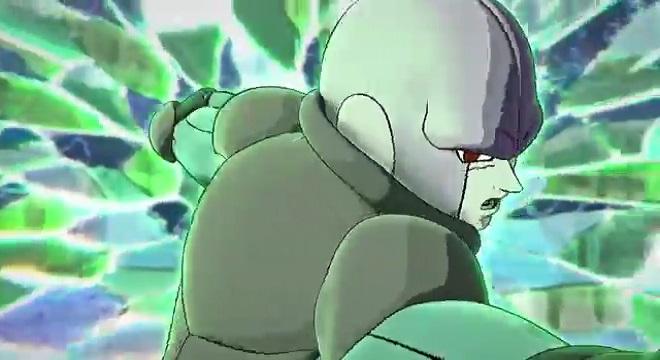 Dragon Ball Super: Caulifla es testigo del poder del Super Sayajin azul
