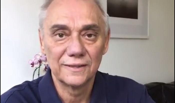 Debilitado, Marcelo Rezende dá declaração de partir o coração. Confira
