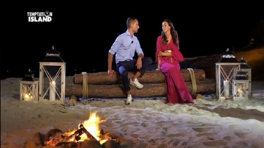 Video: LIVE Temptation Island ultime news, Francesca: 'Ruben è uno sfigato', ma