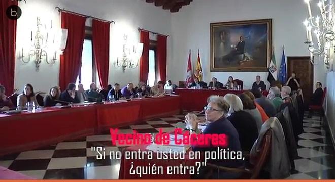 Cáceres pide la nacionalidad española para los puertorriqueños