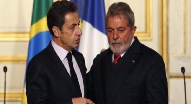 Brésil : Sarkozy et Hollande appelés comme témoins de la défense par Lula