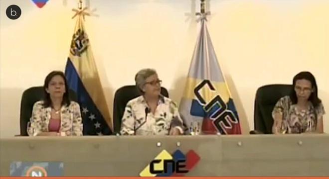 Venezuela: Smartmatic discrepa sobre los datos de participación
