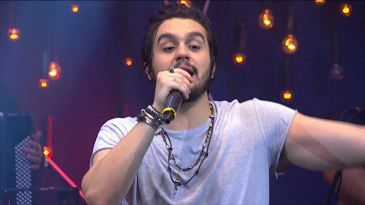 Luan Santana se lança como apresentador no Multishow.