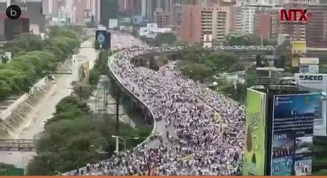 Los venezolanos quieren ser libres