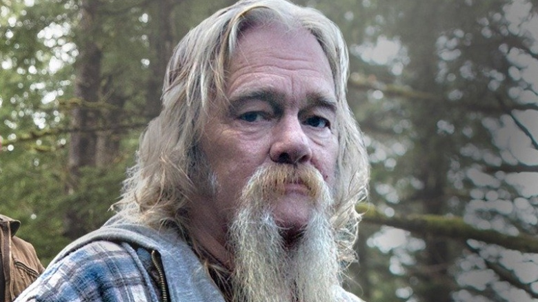 Could Billy Brown of 'Alaskan Bush People' be sick? Looks that way
