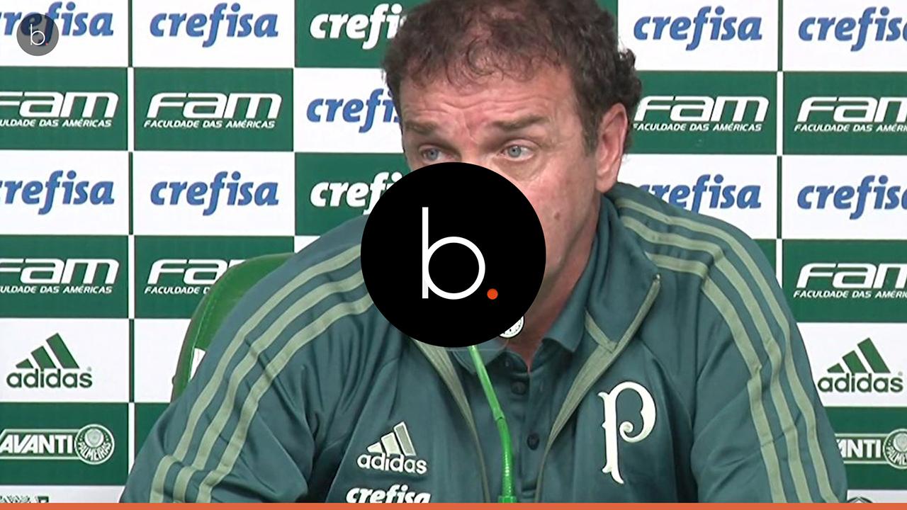 Assista: Técnico ousado! Cuca revela nova meta do Palmeiras até o final do ano
