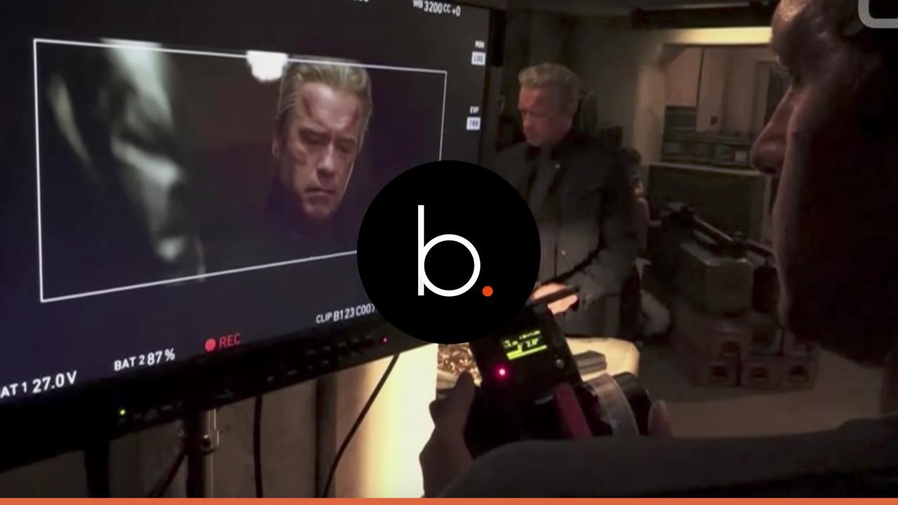 Arnold Schwarzenegger reveals date for 'Terminator 6' to begin production